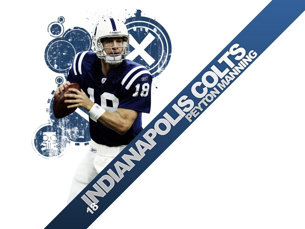 peyton manning indianapolis colts HD Wallpaper