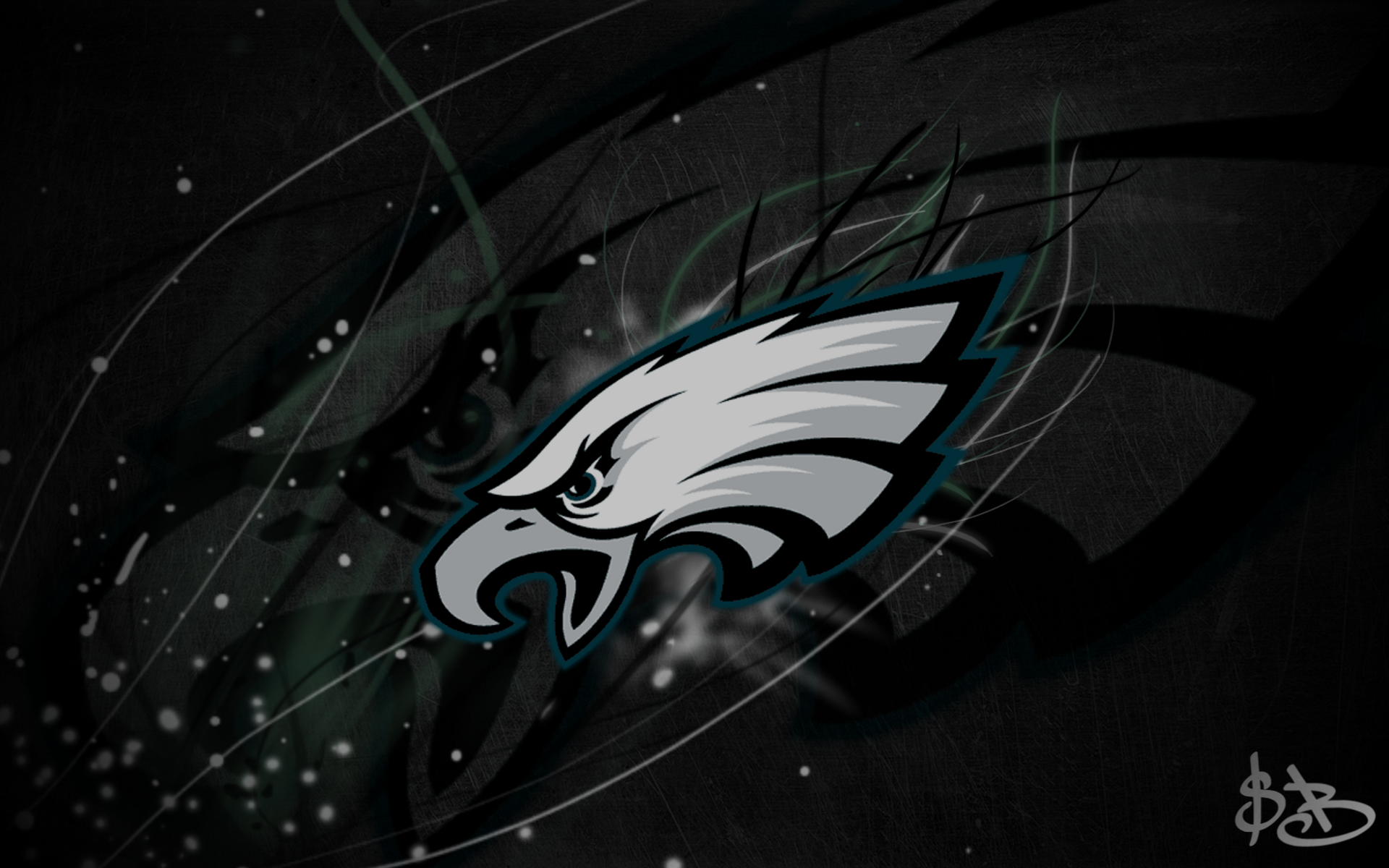 Philadelphia nfl Eagles hd HD Wallpaper