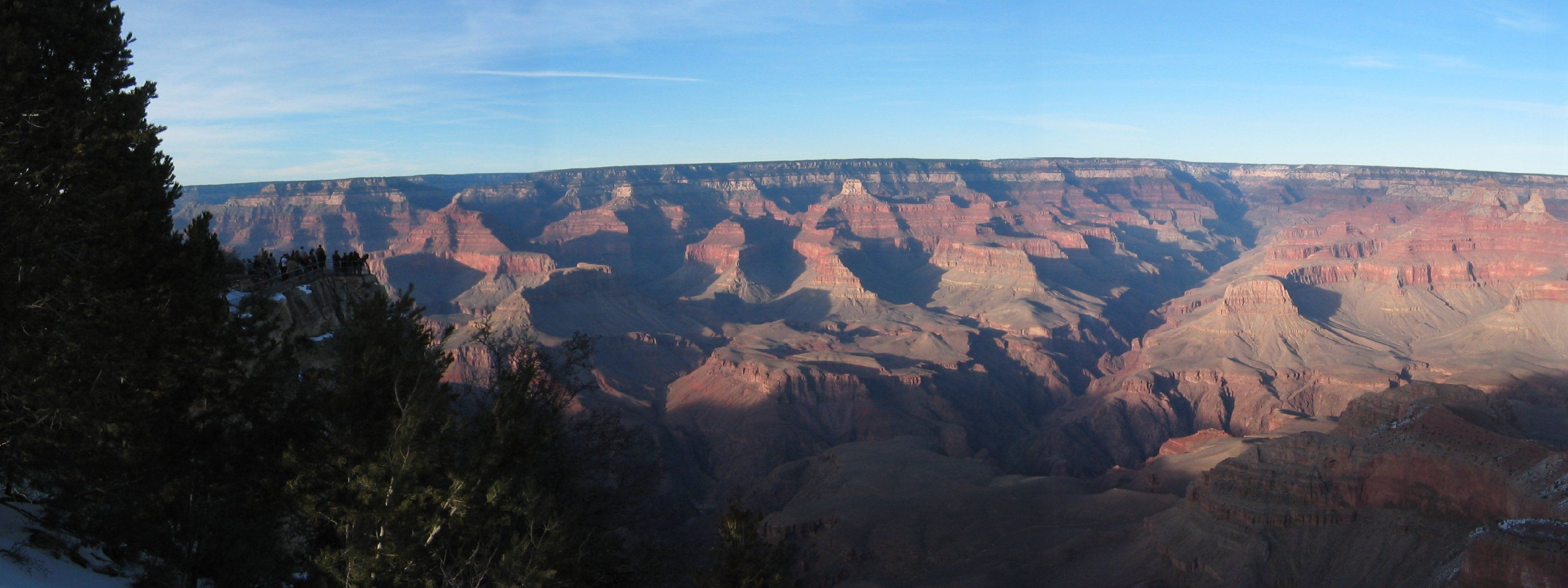 photo grand canyon sized HD Wallpaper