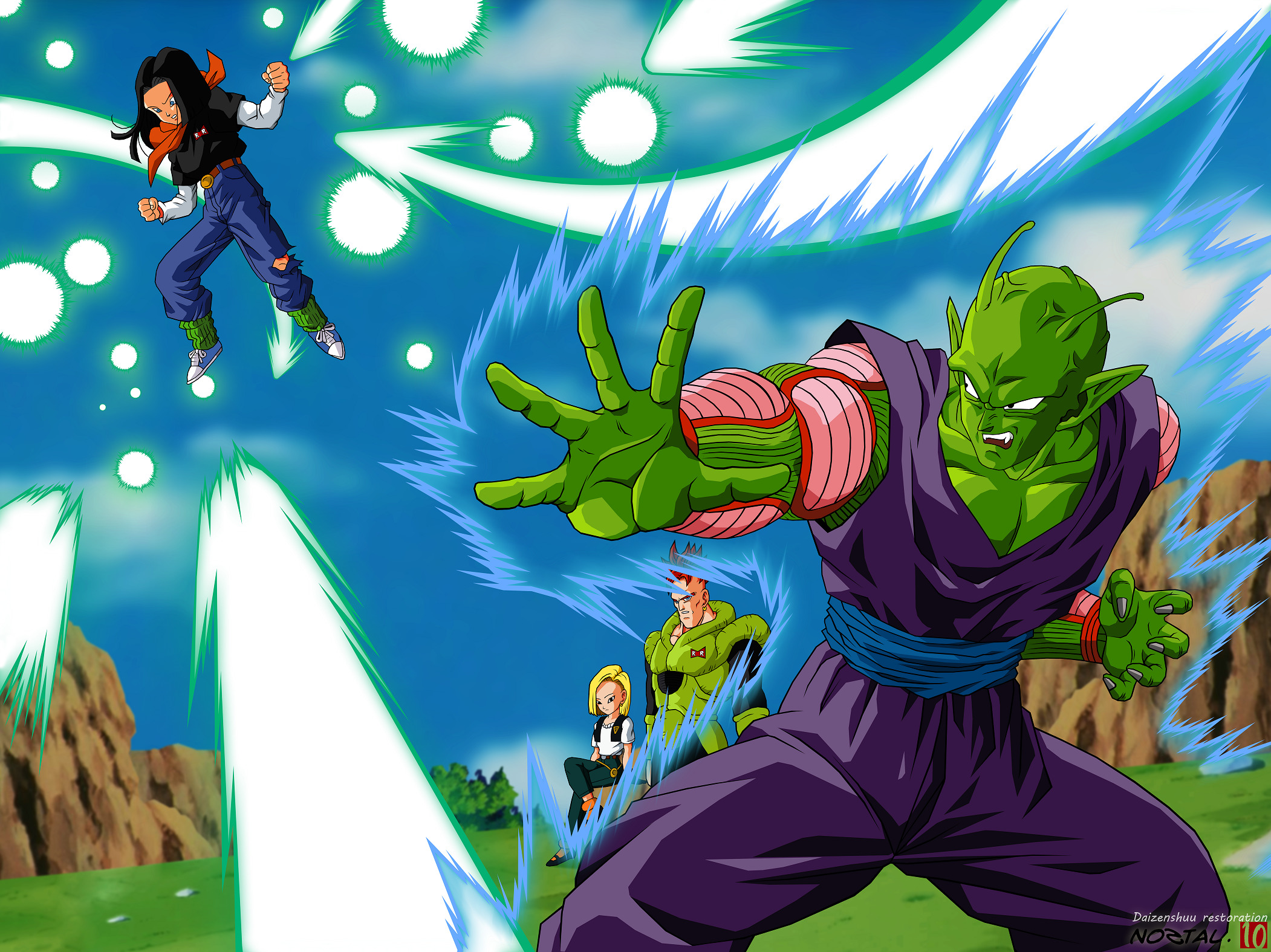 Piccolo dragon ball Anime HD Wallpaper