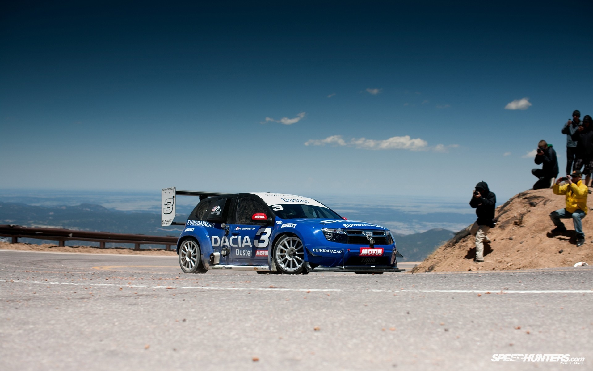 pikes peak Dacia Duster HD Wallpaper