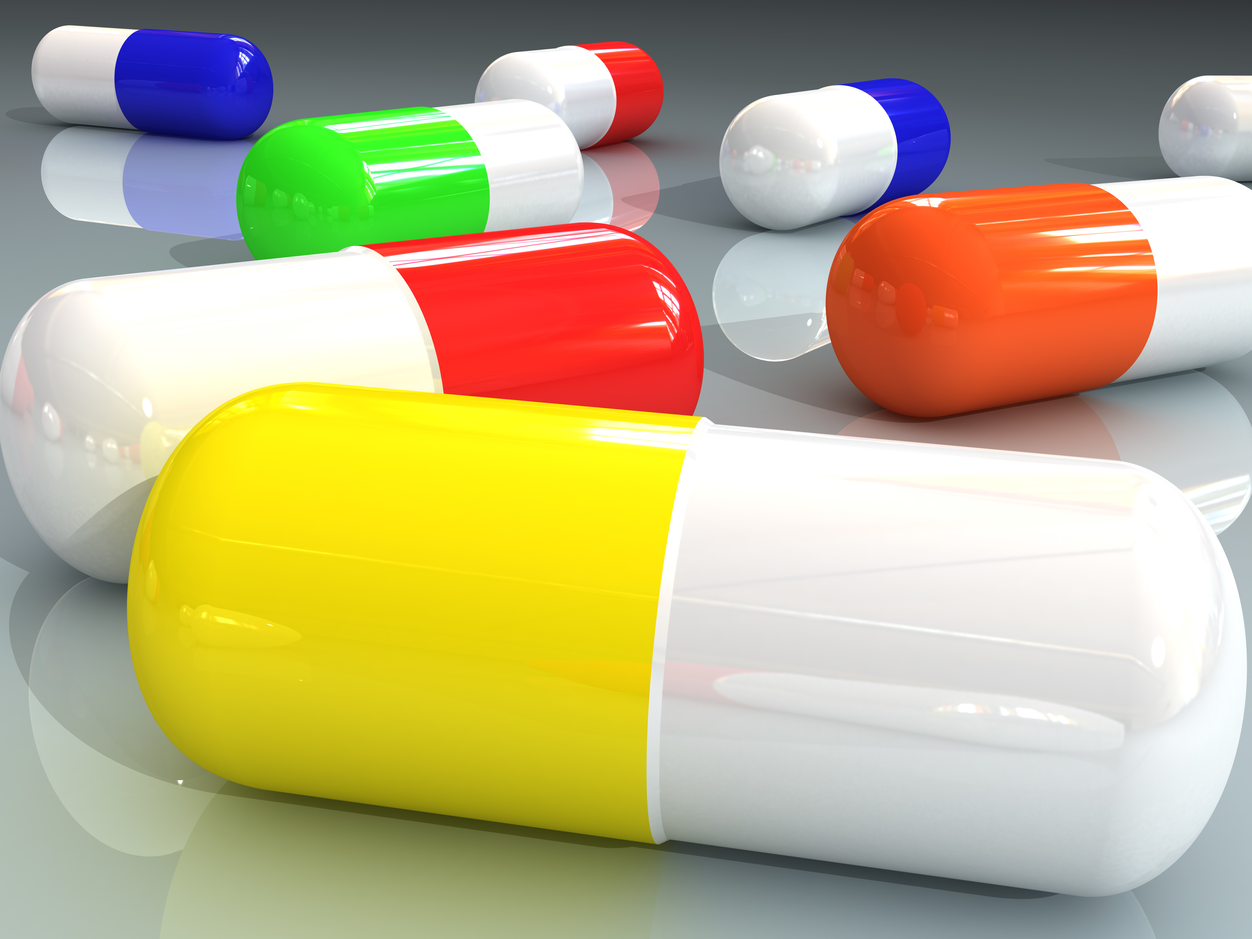 pills HD Wallpaper