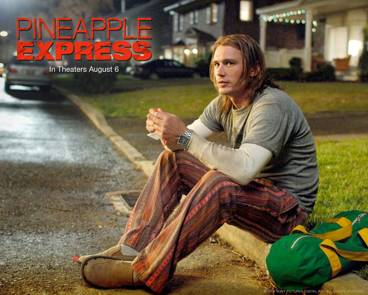pineapple express Movie HD Wallpaper