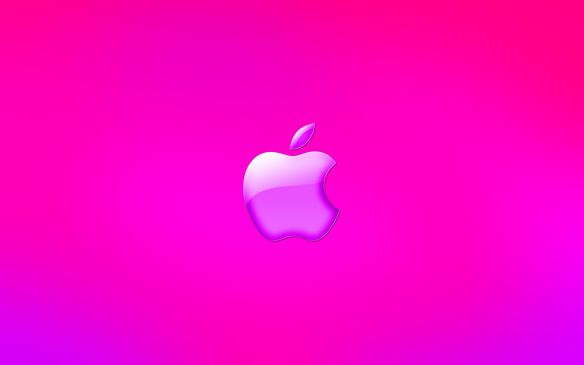 pink apple inc mac