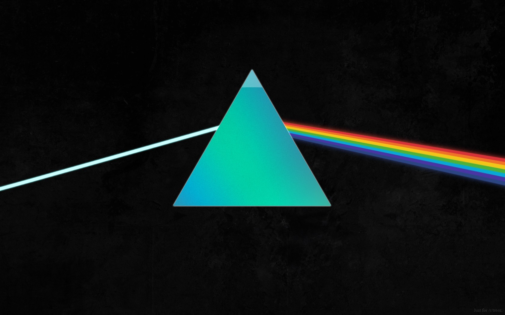 pink floyd The Dark HD Wallpaper