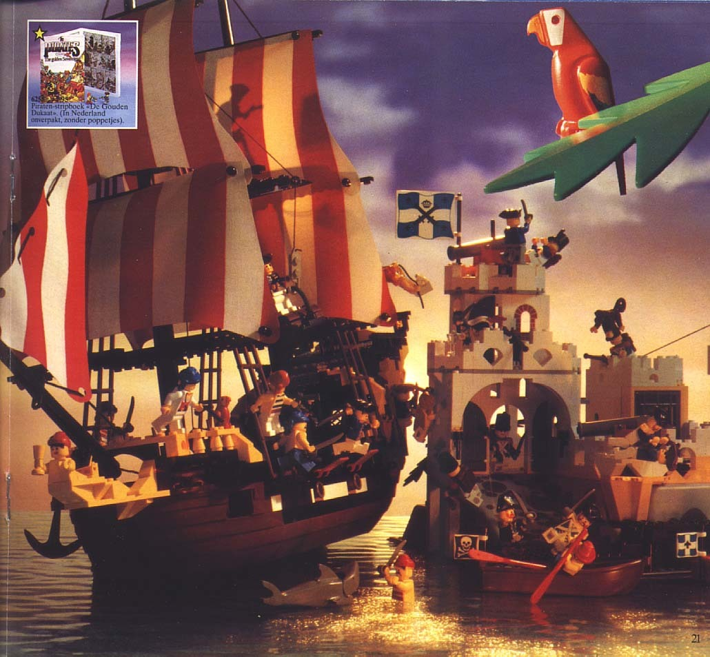 pirates Legos HD Wallpaper