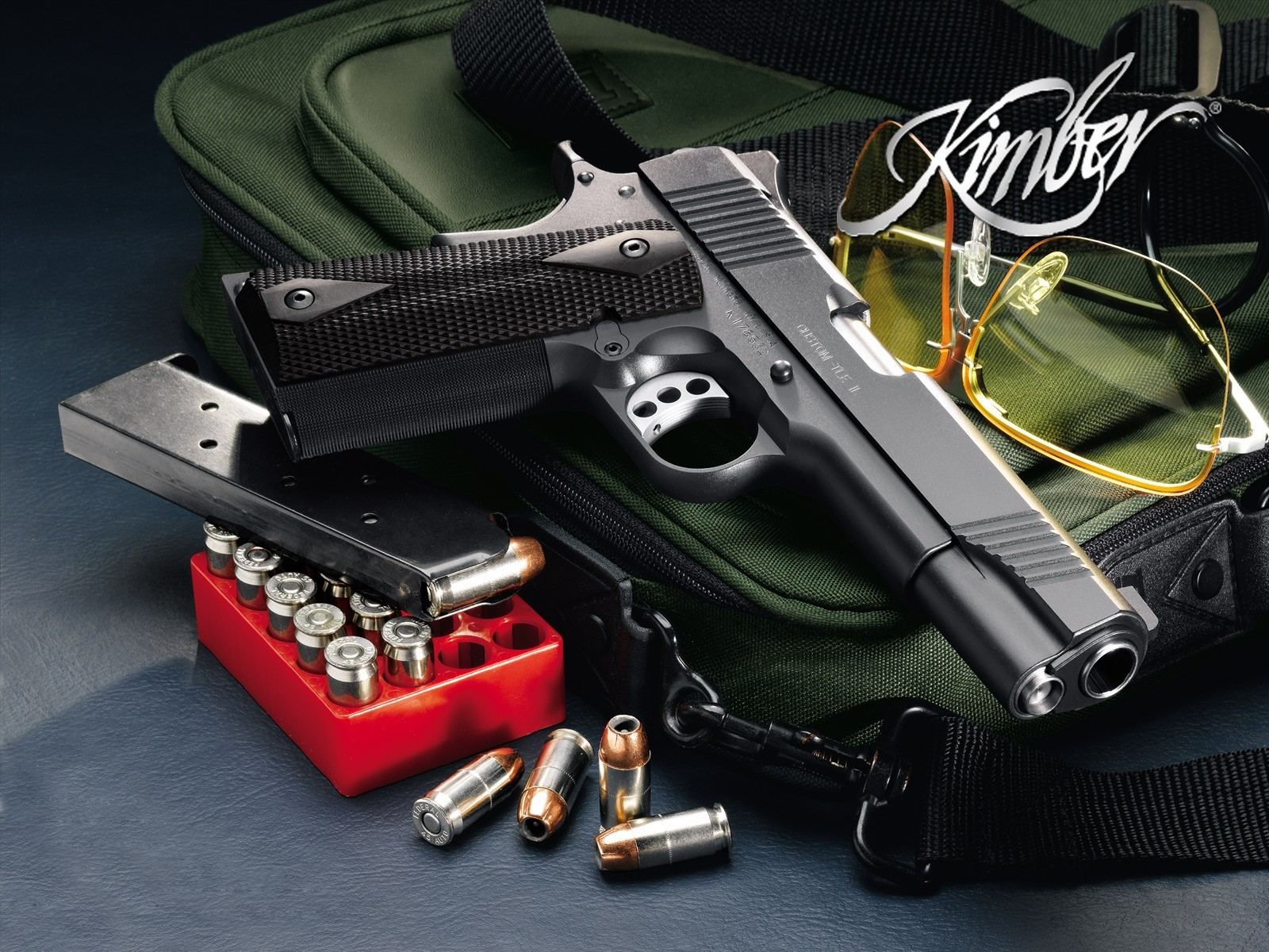 pistols Guns weapons ammunition HD Wallpaper