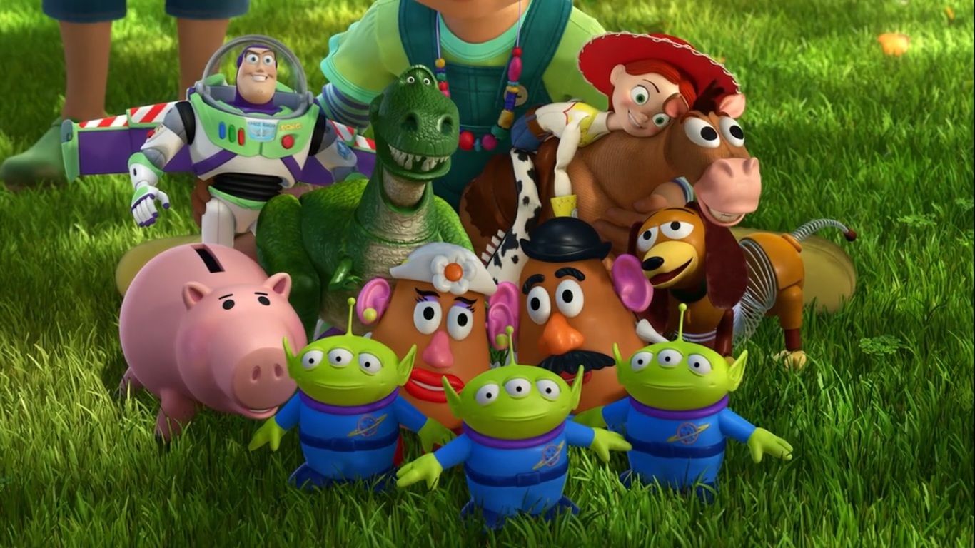 pixar Movies Toy Story HD Wallpaper
