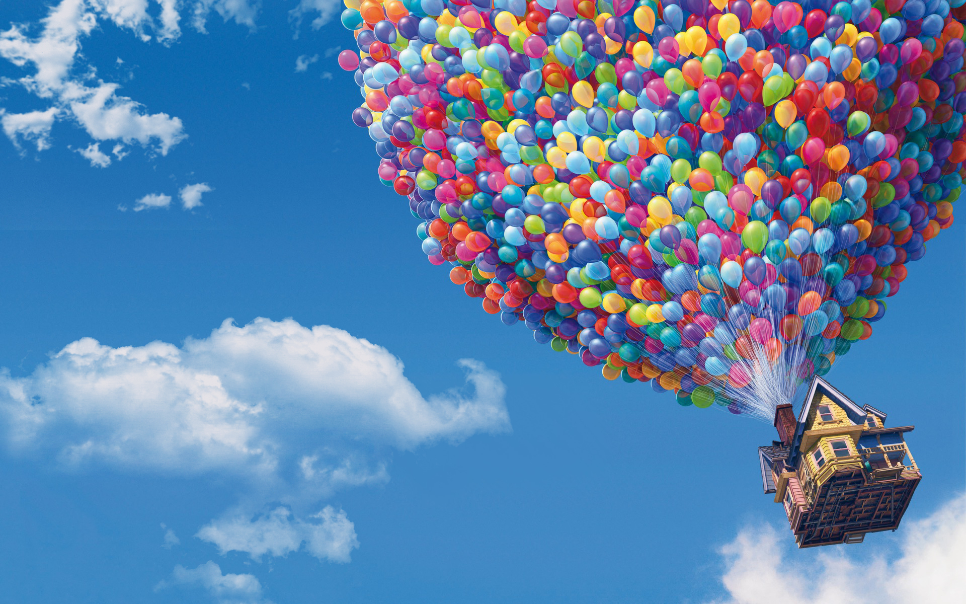 pixar Up Movie HD Wallpaper