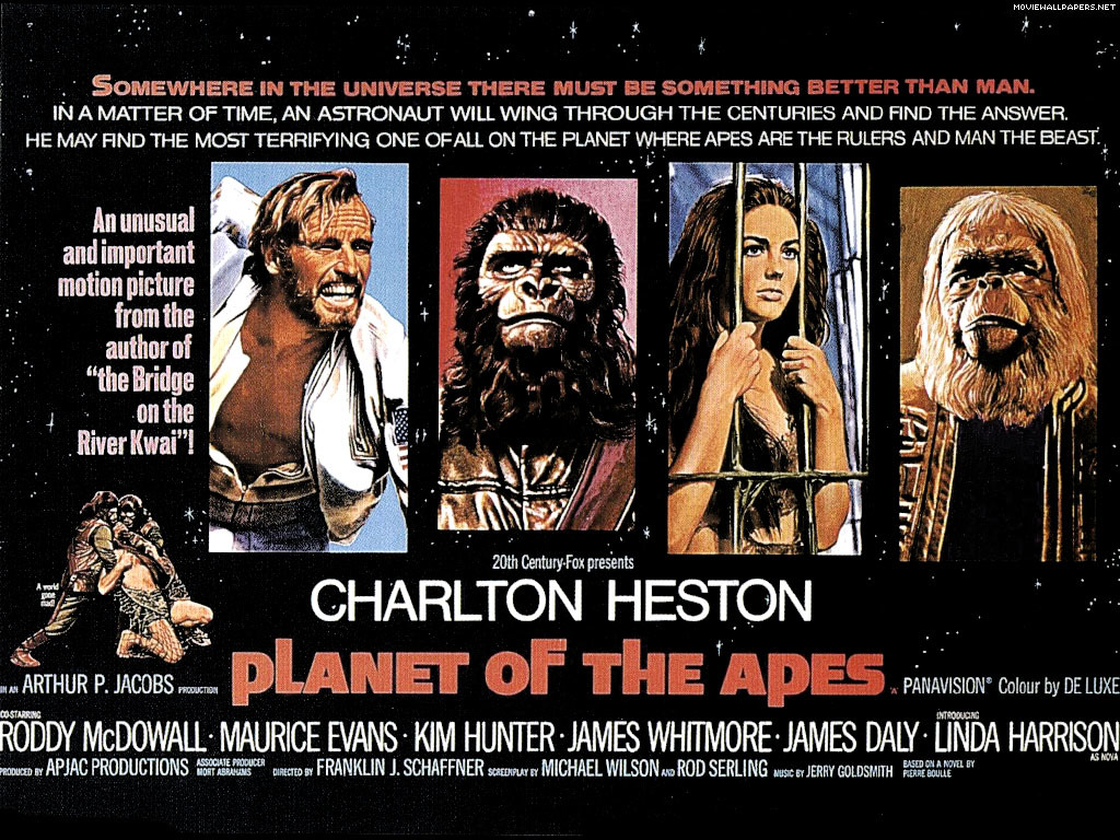 planet apes poster popular