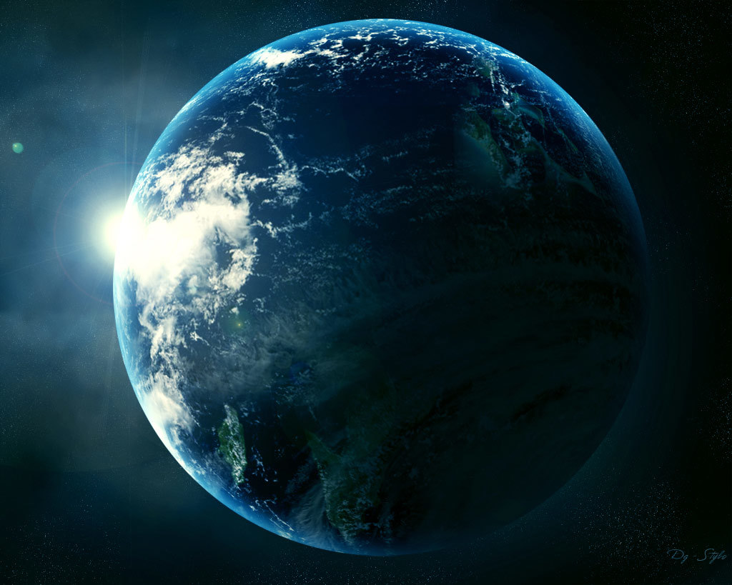 planet high Space HD Wallpaper