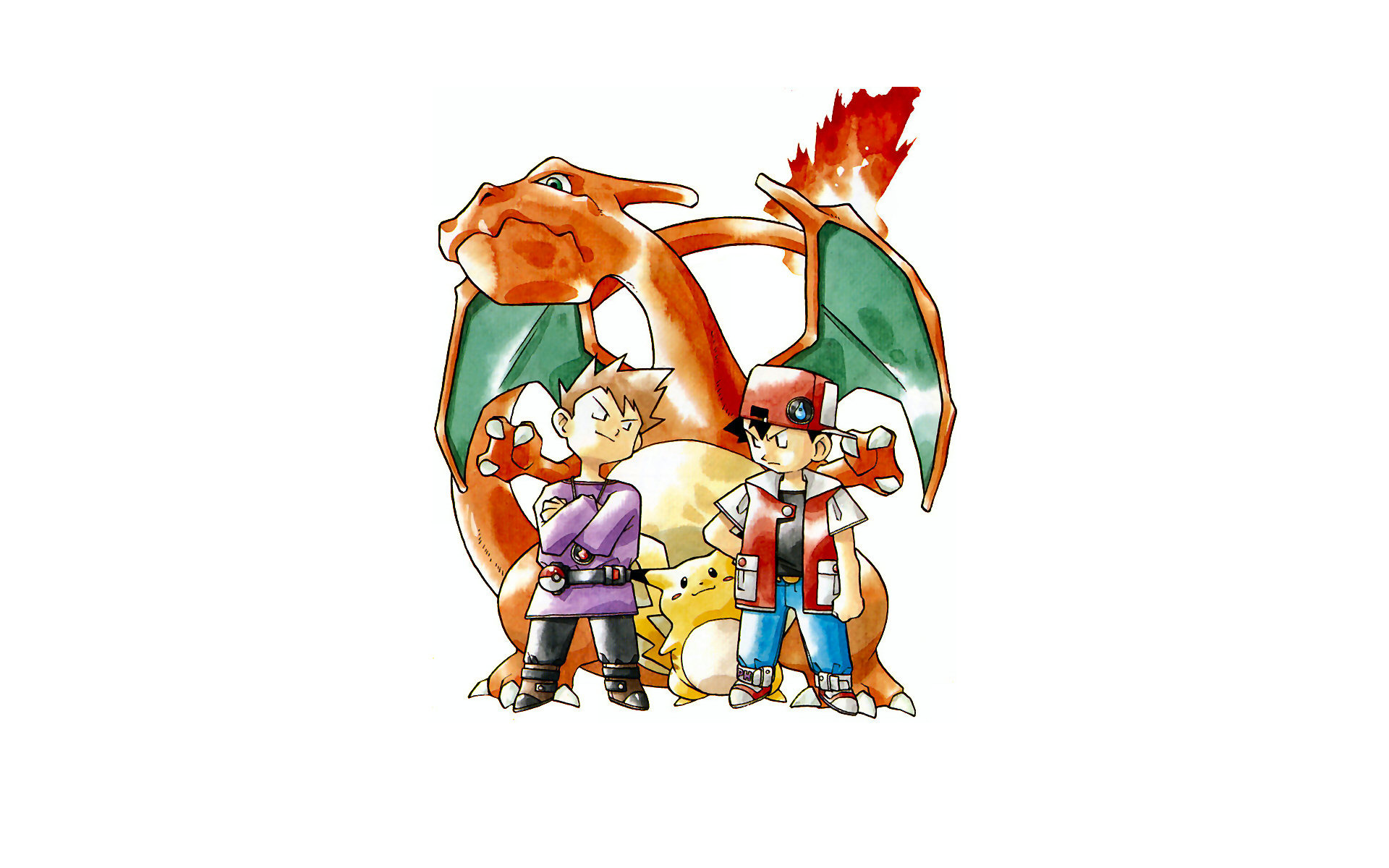 Pokemon cartoon HD Wallpaper
