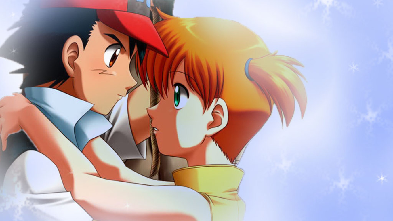 Pokemon love Misty (Pokemon) HD Wallpaper