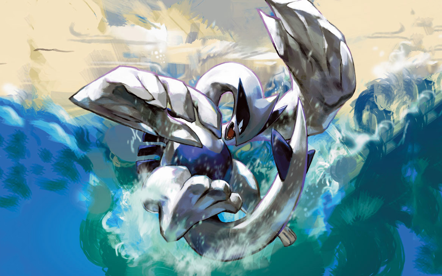 Pokemon lugia Anime HD Wallpaper