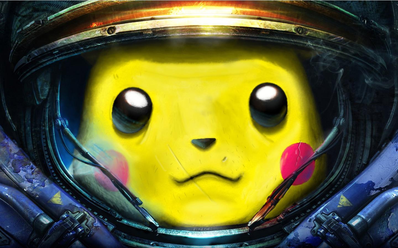 "\""Pokemon"