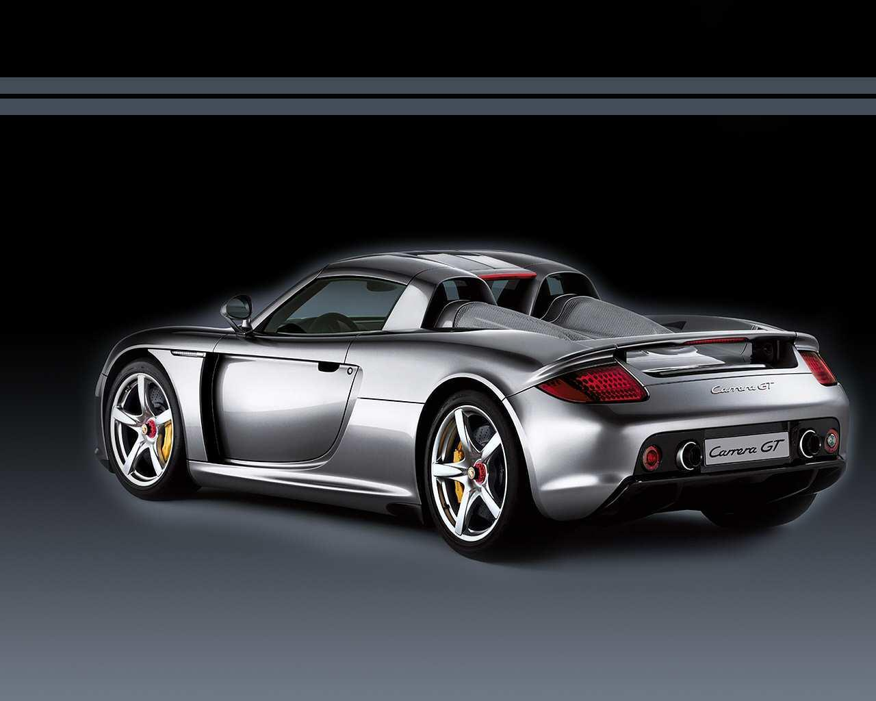 Porsche carrera GT Car HD Wallpaper
