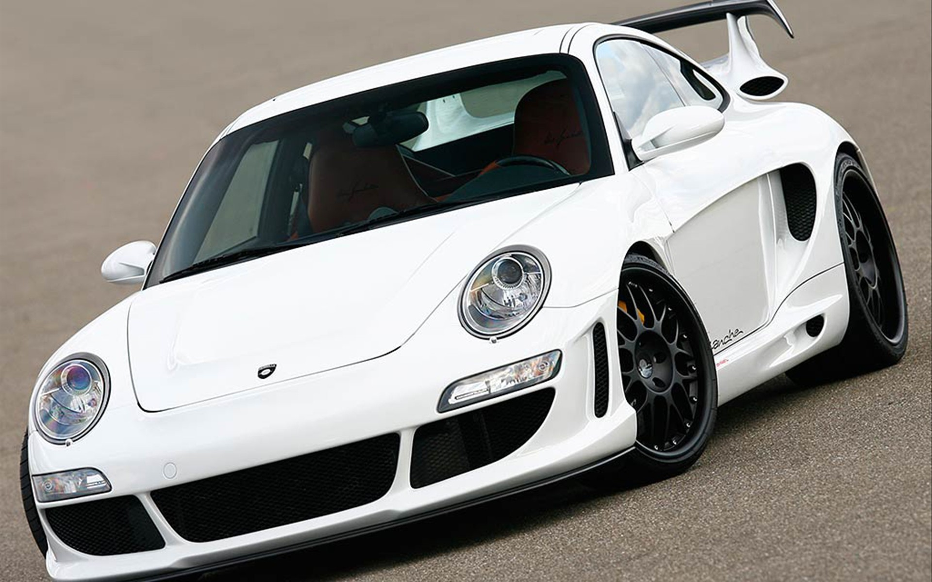 Porsche cars Gemballa avalanche HD Wallpaper