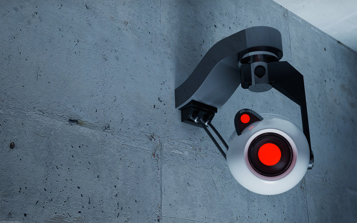 Portal Cameras Aperture Laboratories HD Wallpaper