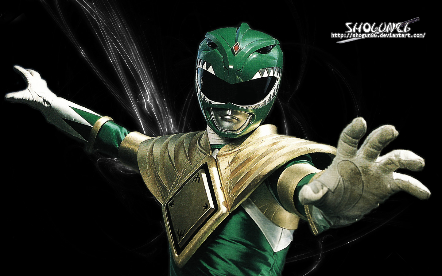 power Rangers HD Wallpaper