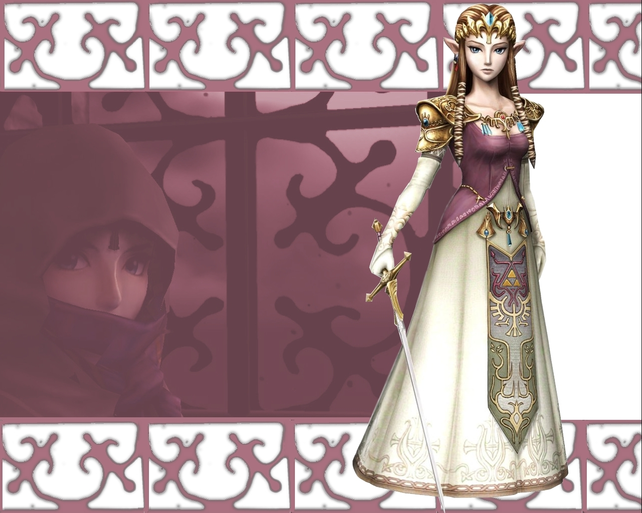 Princess Zelda Swords