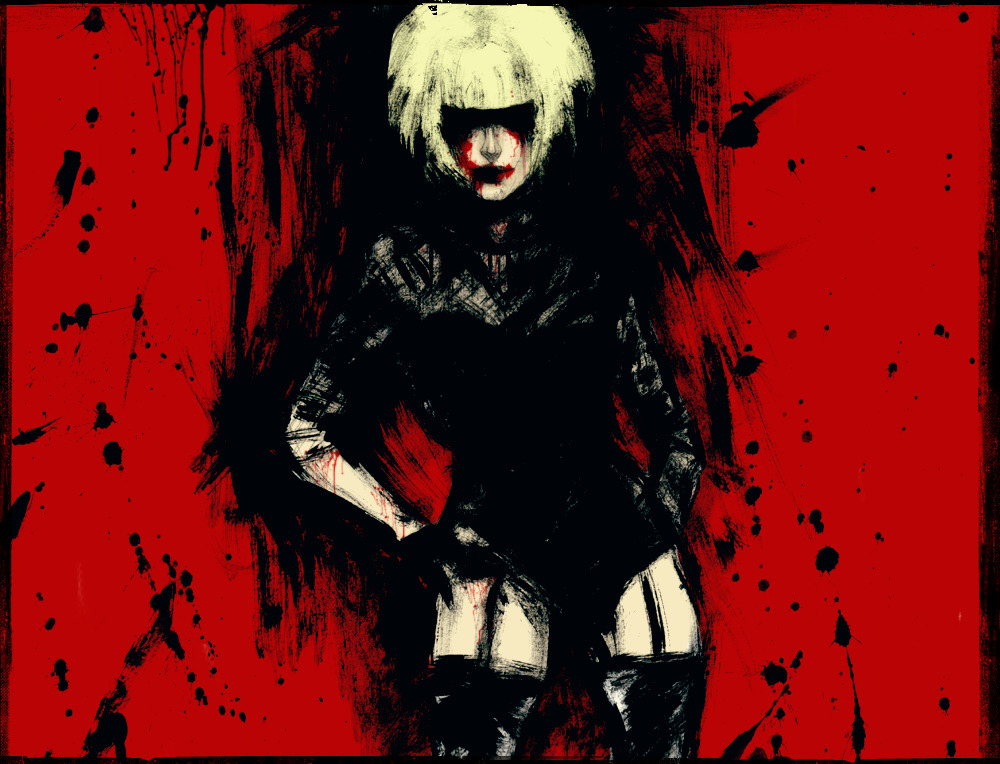 pris stratton blade runner HD Wallpaper