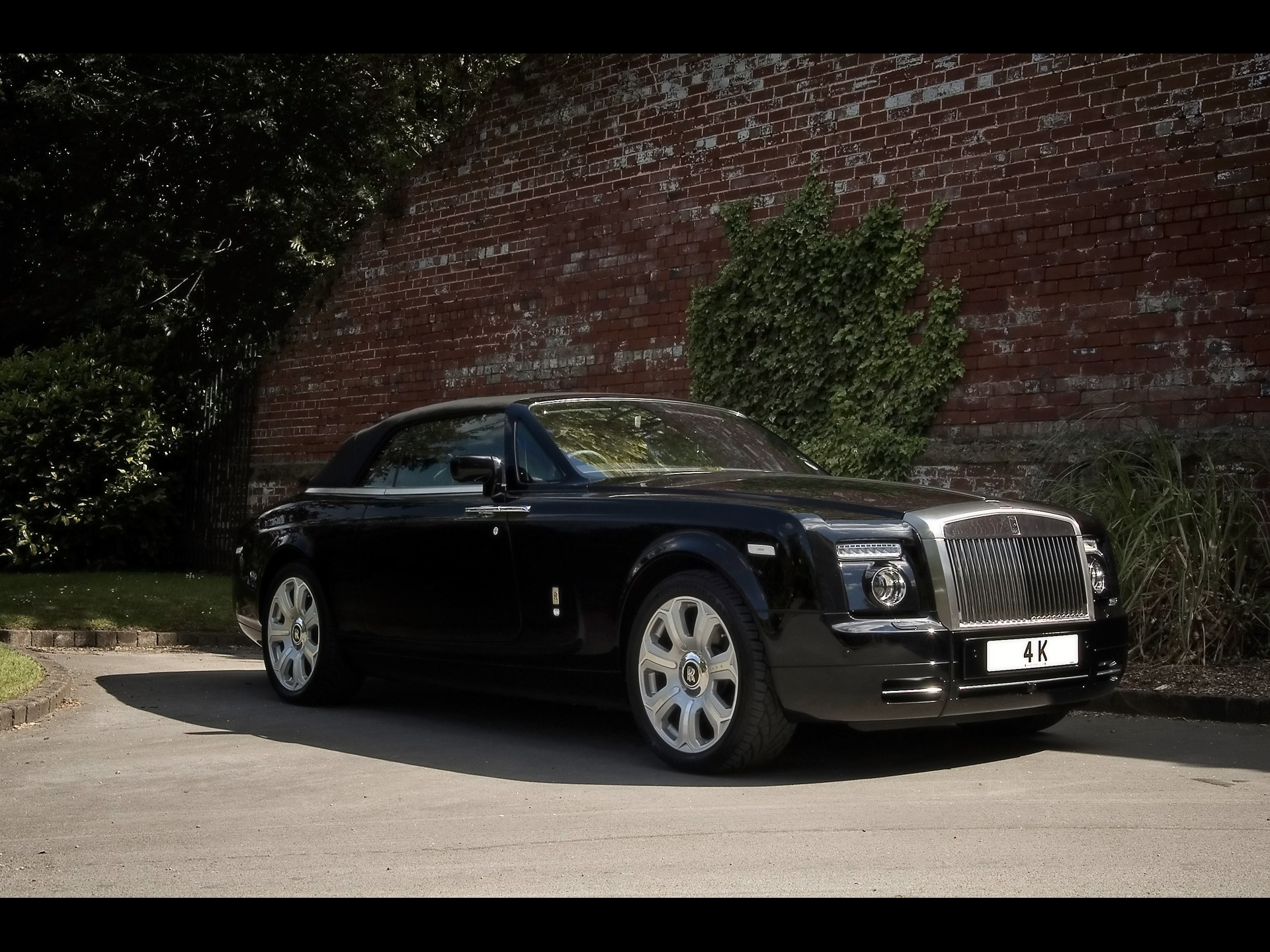 project Coupé Rolls Royce HD Wallpaper