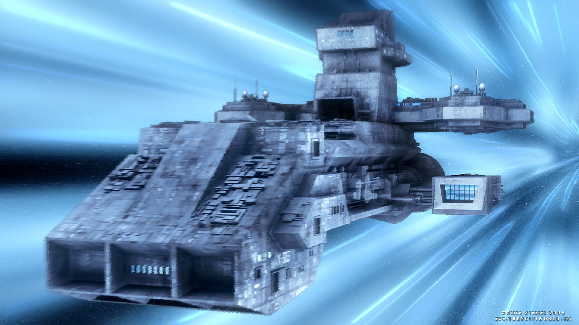 prometheus spaceships Stargate SG-1 HD Wallpaper