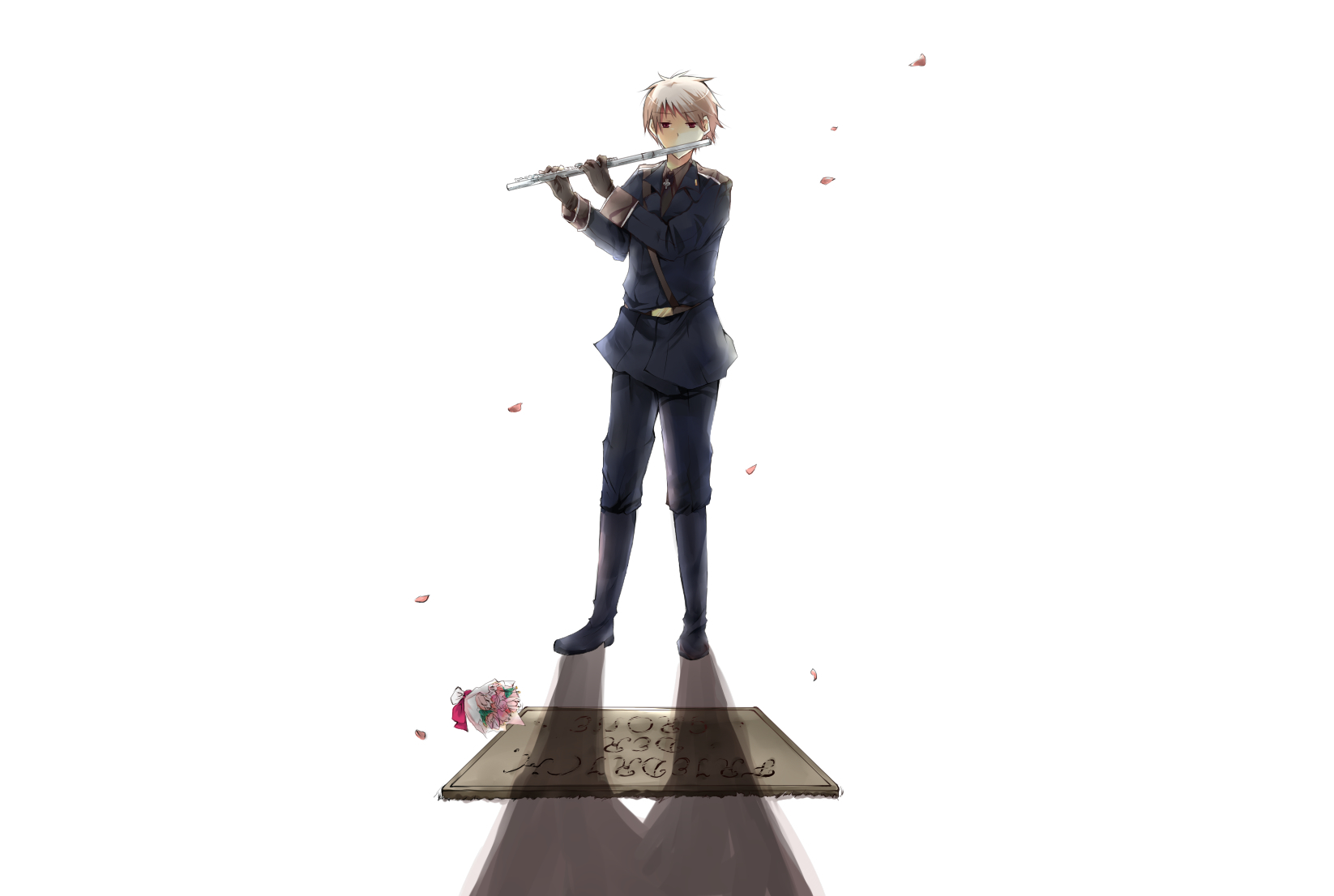 Prussia axis Powers Hetalia HD Wallpaper