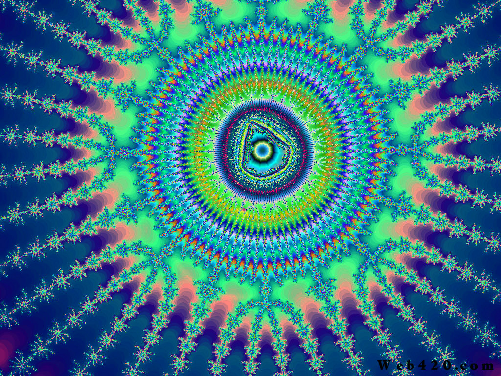psychedelic HD Wallpaper