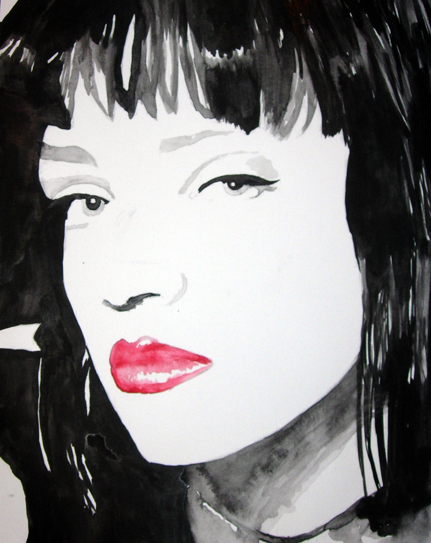 pulp fiction by mixtapegoddess HD Wallpaper