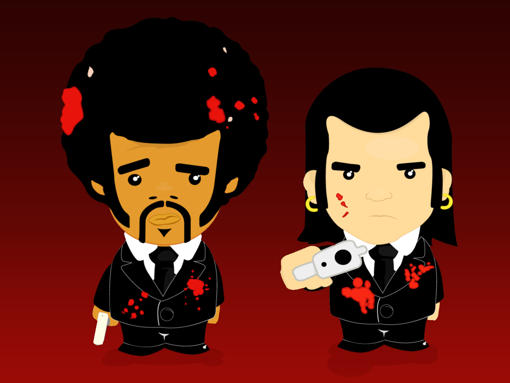 pulp fiction Movie HD Wallpaper