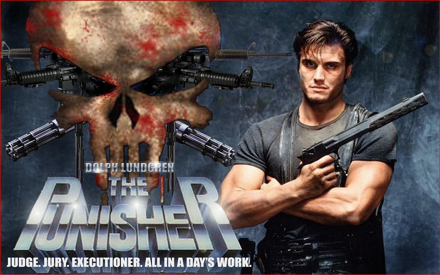 punisher high HD Wallpaper