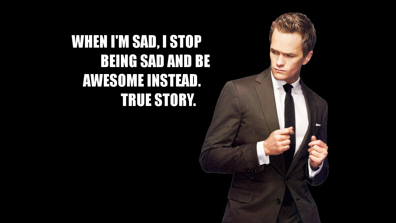 Quotes Barney stinson how HD Wallpaper