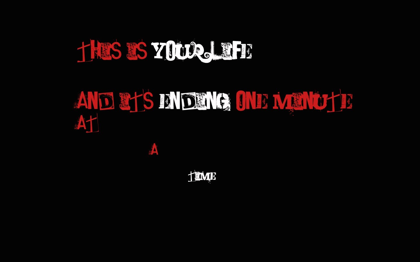 Quotes Fight Club motivation HD Wallpaper