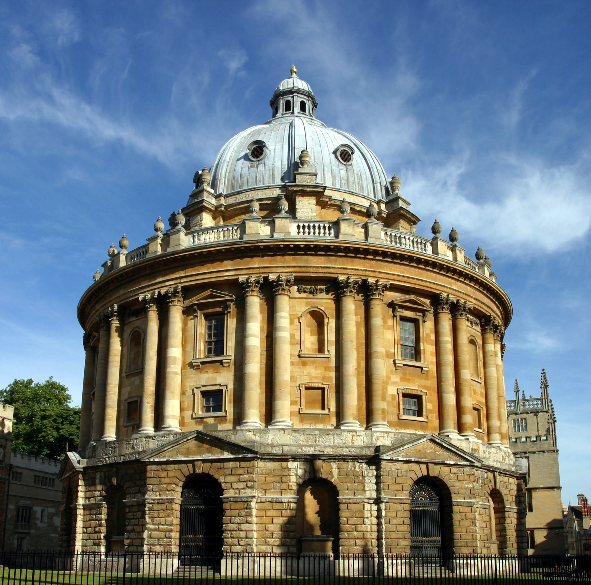 radcliffe camera thanks high HD Wallpaper