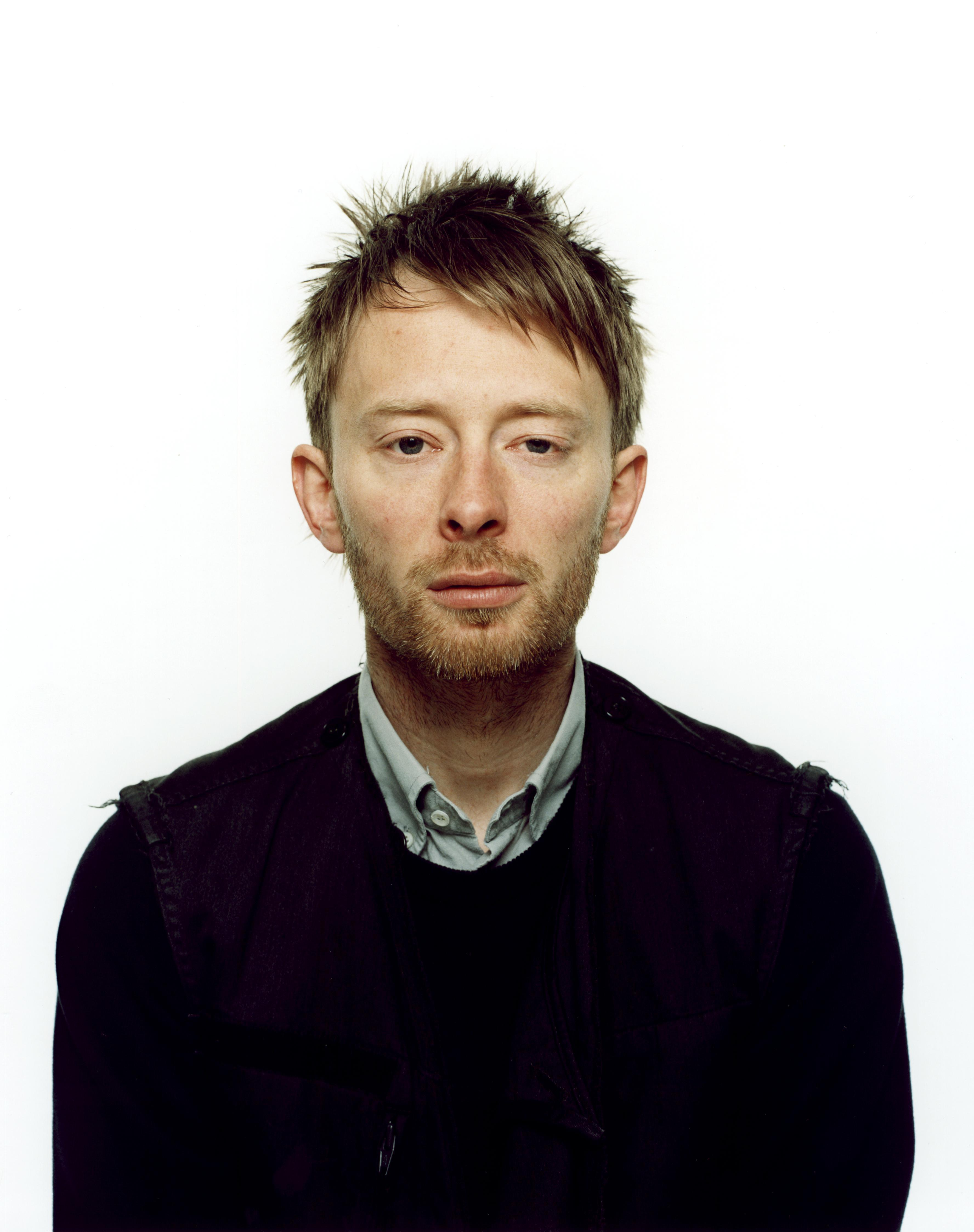 radiohead portraits HD Wallpaper