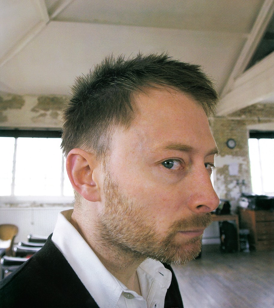 radiohead thom yorke Celebrity HD Wallpaper