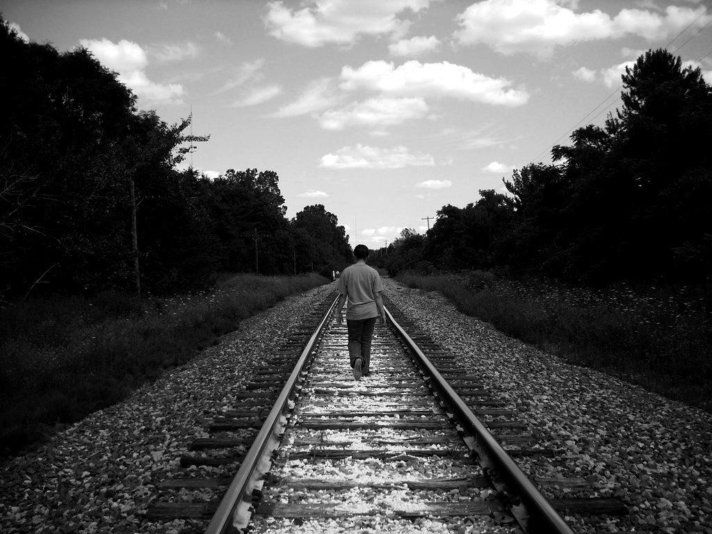 "\""railroad"
