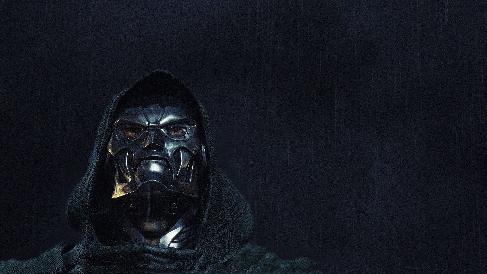 rain masks dr doom HD Wallpaper