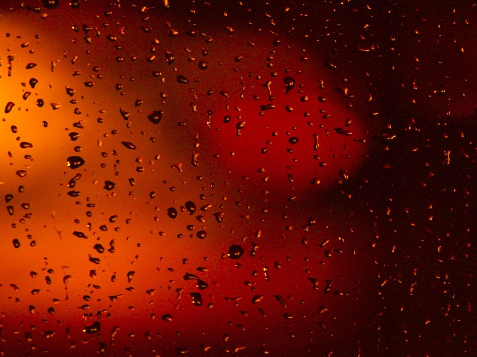 "\""rain"