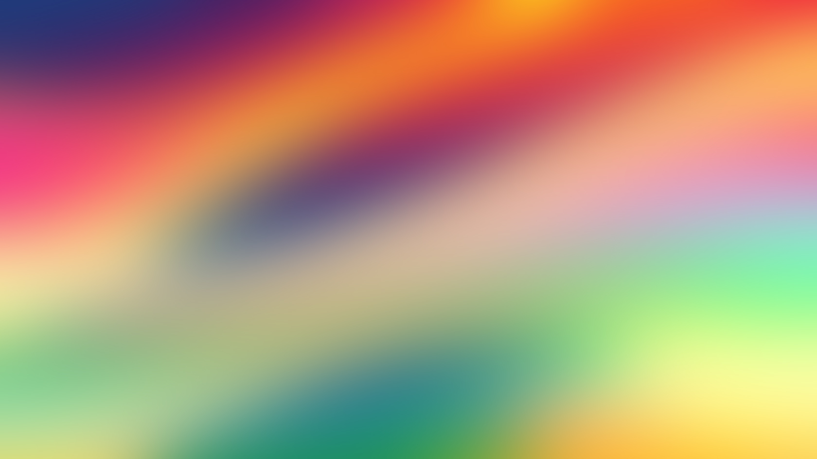 rainbows gaussian blur abstract