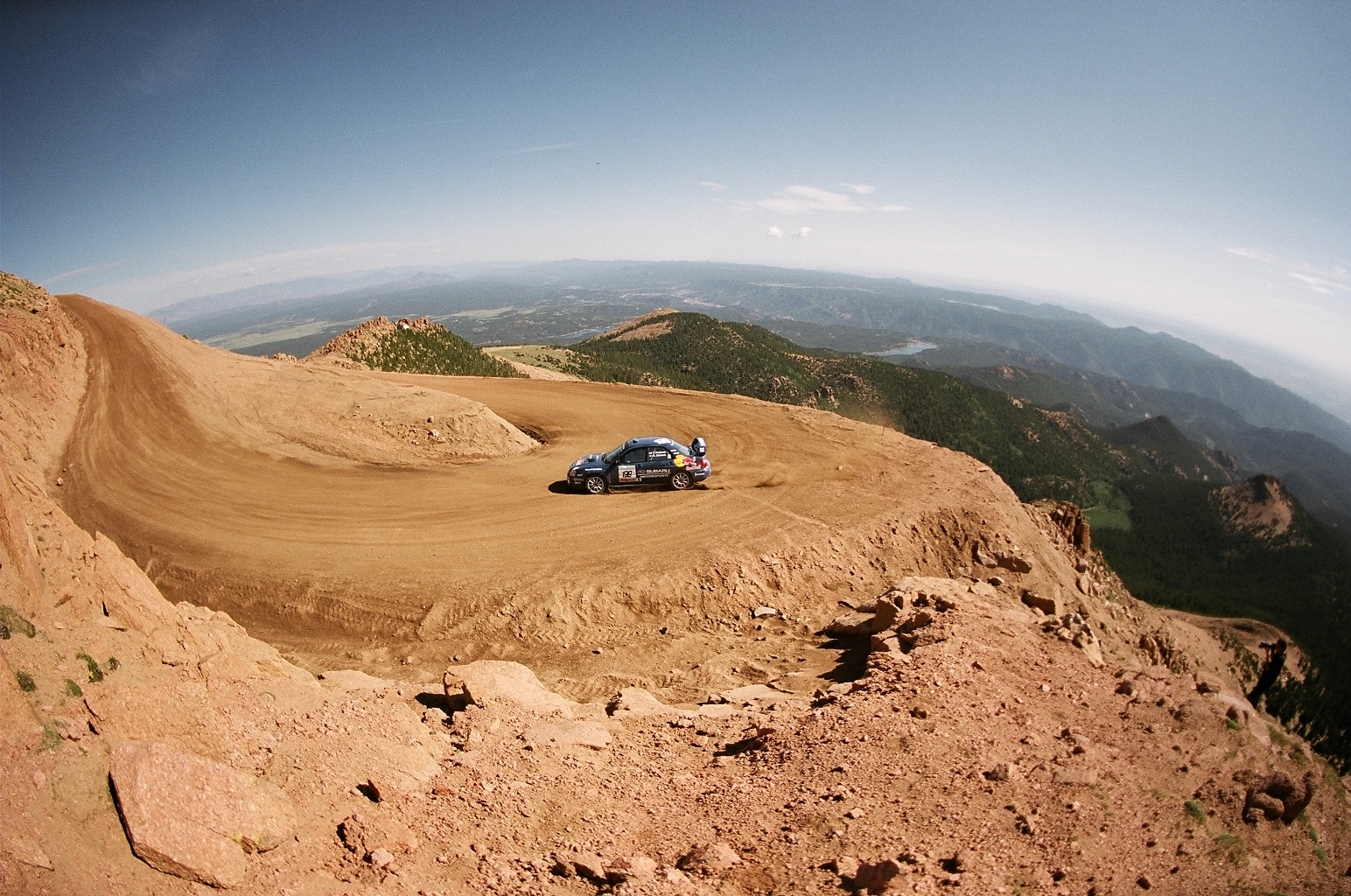 rally dirt subaru impreza HD Wallpaper