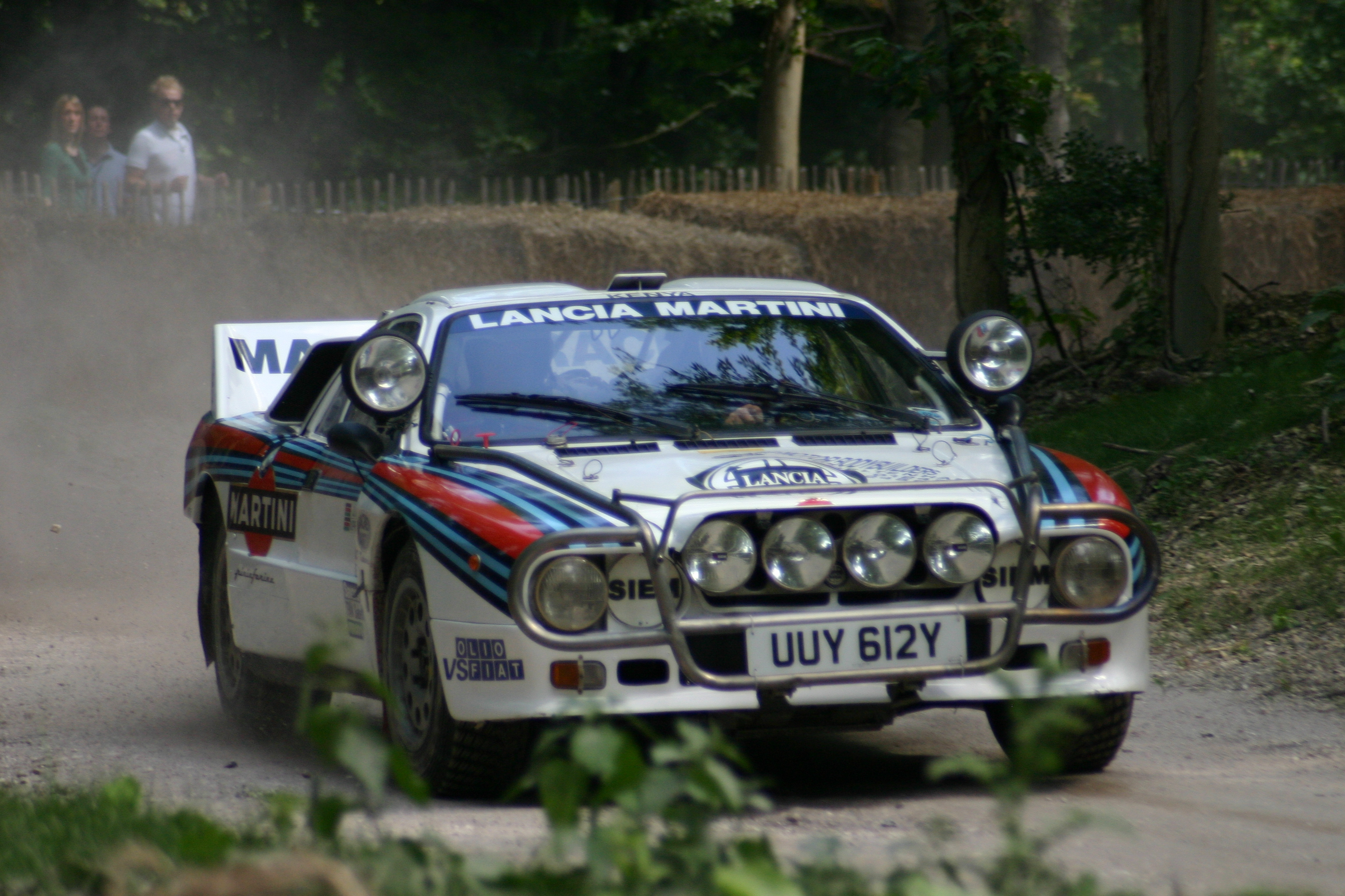 rally Lancia racing races HD Wallpaper