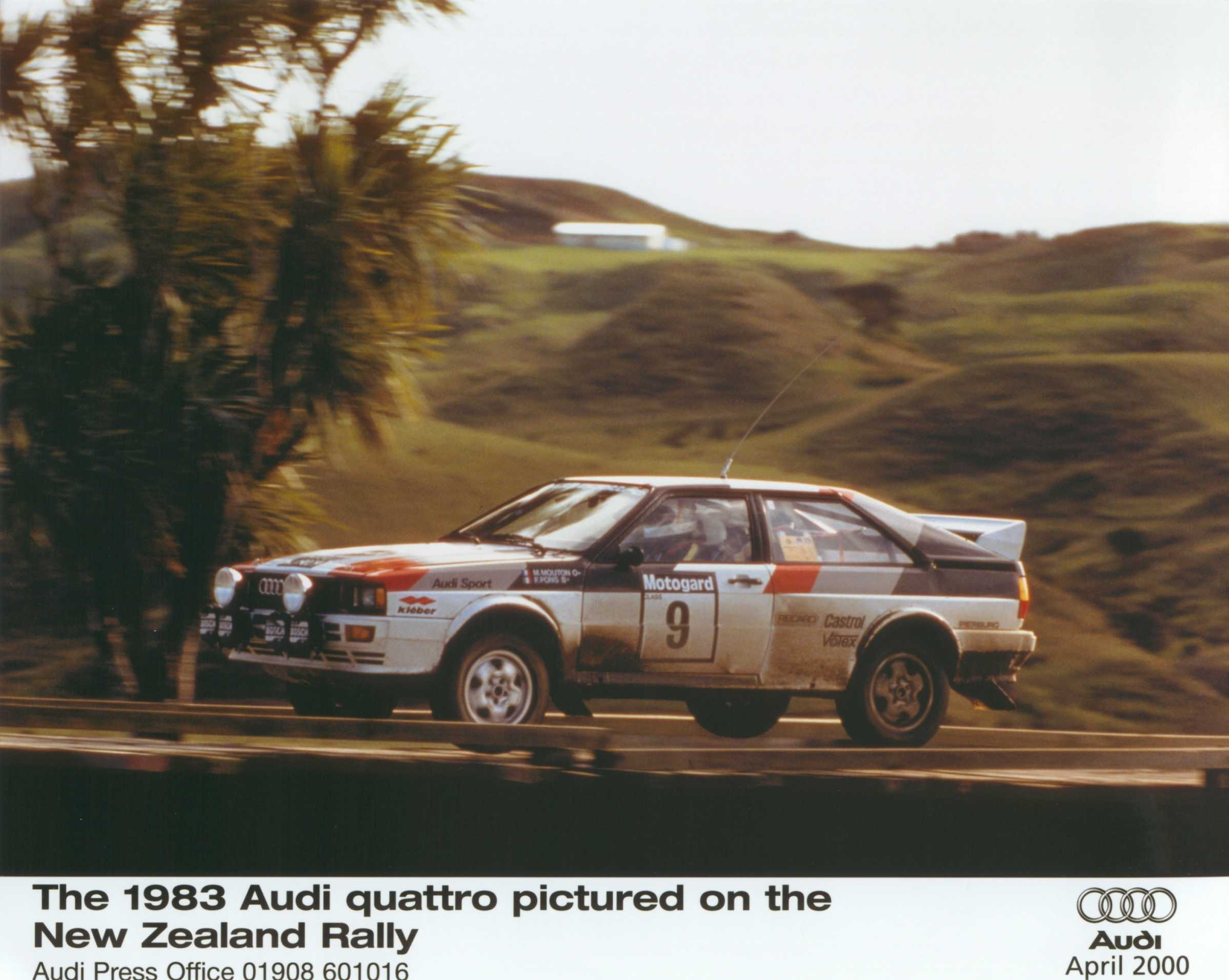 rally New Zealand racing HD Wallpaper