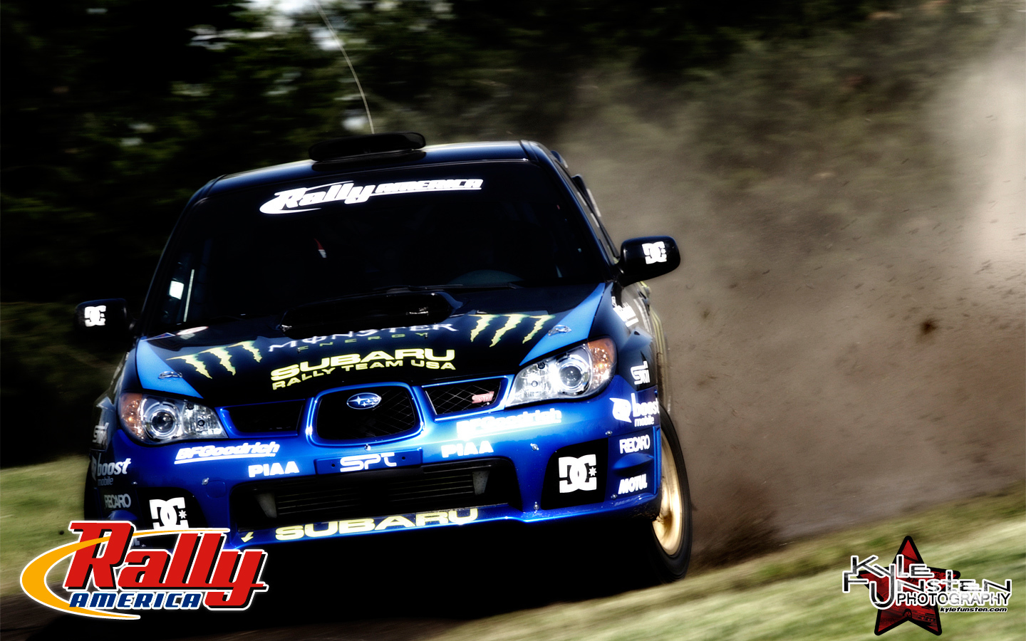 rally Subaru Impreza Wrx HD Wallpaper