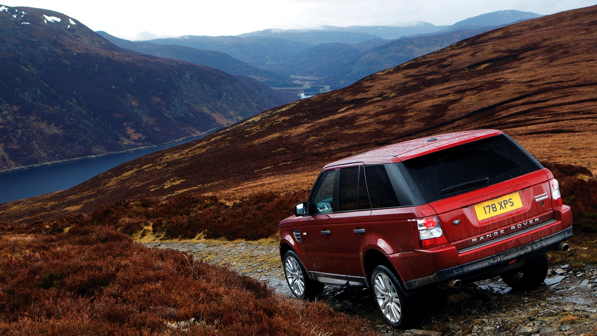 Range Rover HD Wallpaper
