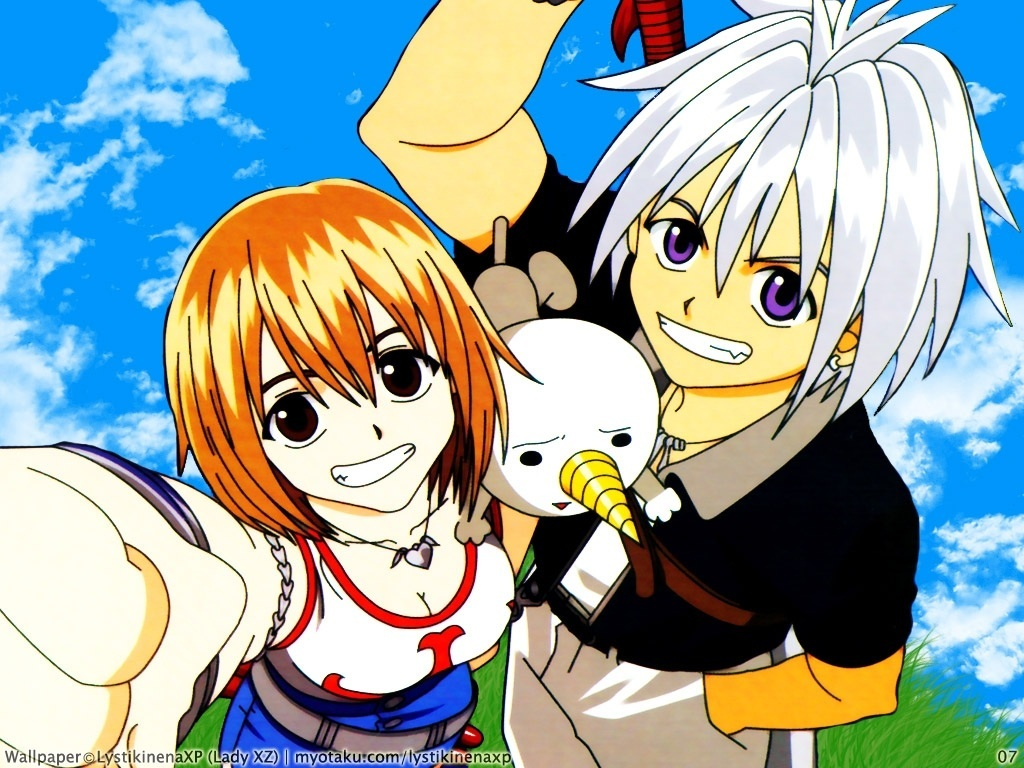 rave master Anime HD Wallpaper
