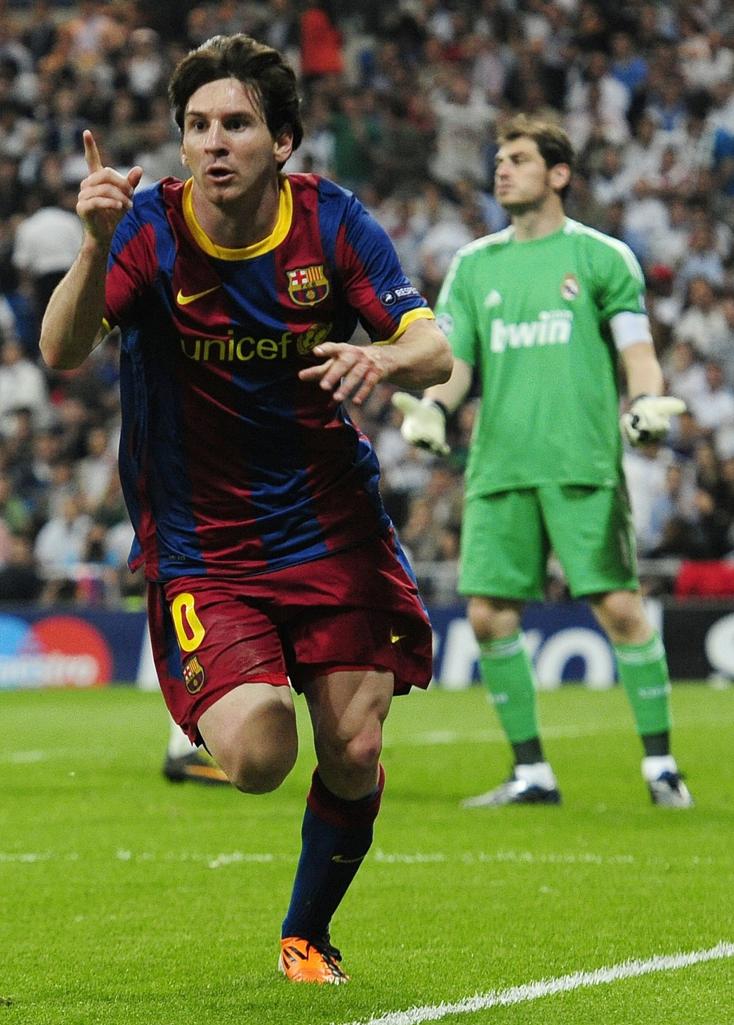 Real Madrid lionel messi FC Barcelona HD Wallpaper