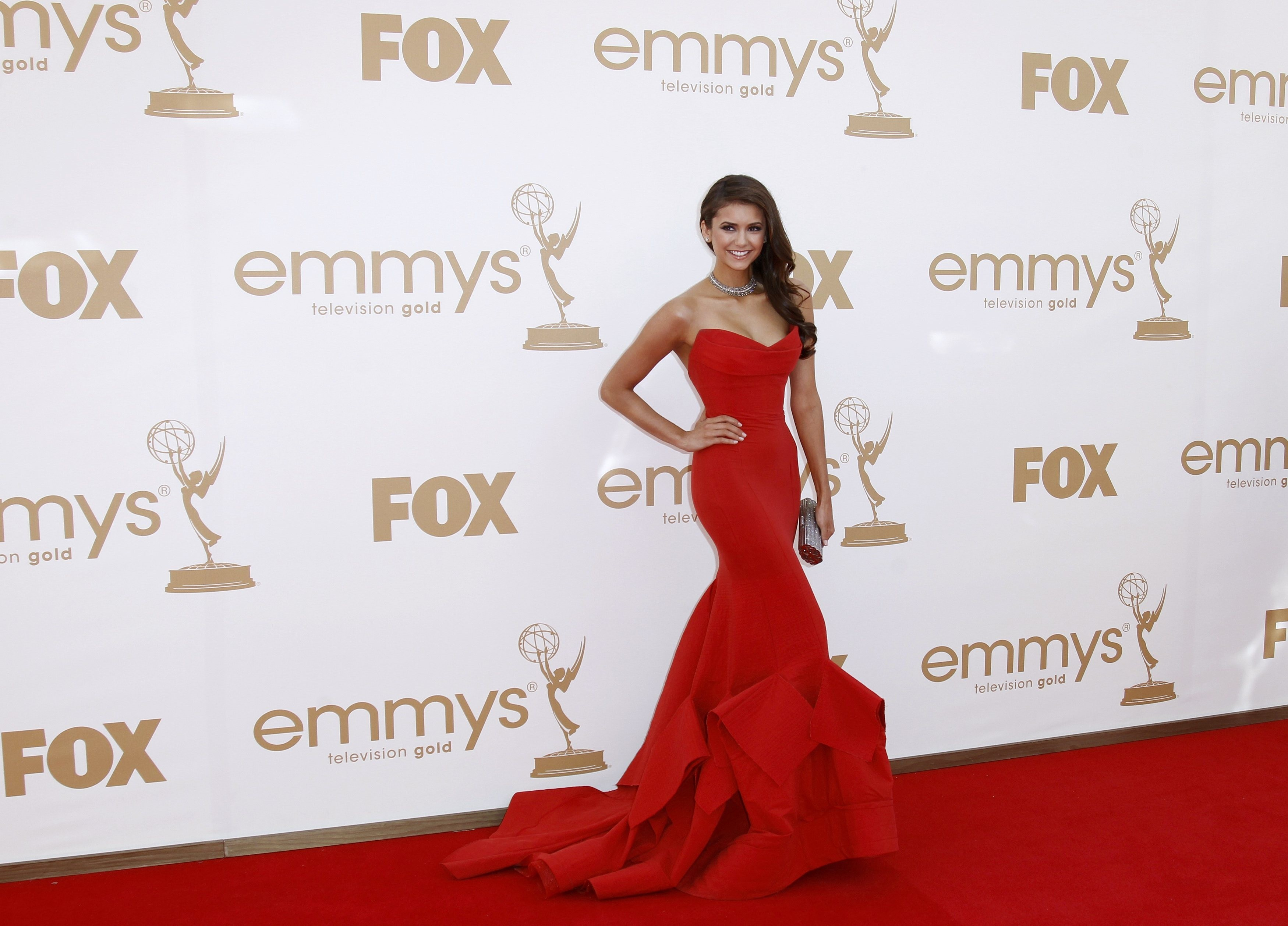 red carpet Emmy Award