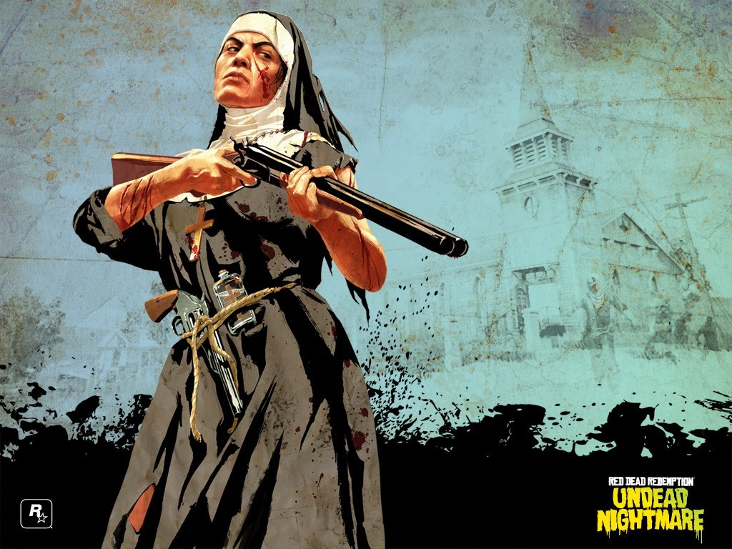 red dead redemption video games HD Wallpaper